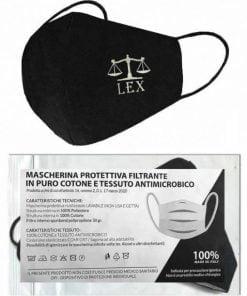 mascherina protettiva Lex